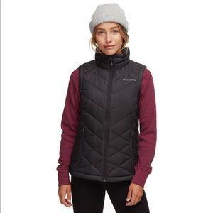 COLUMBIA Omni-shield extra small black vest